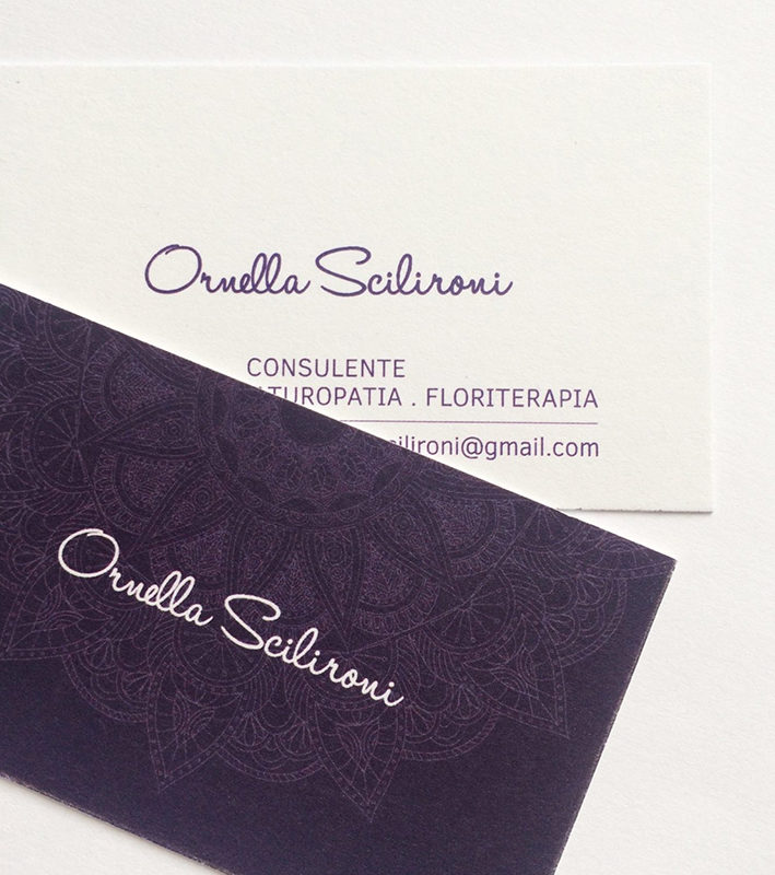 BUSINESS CARD, HERBALIST
