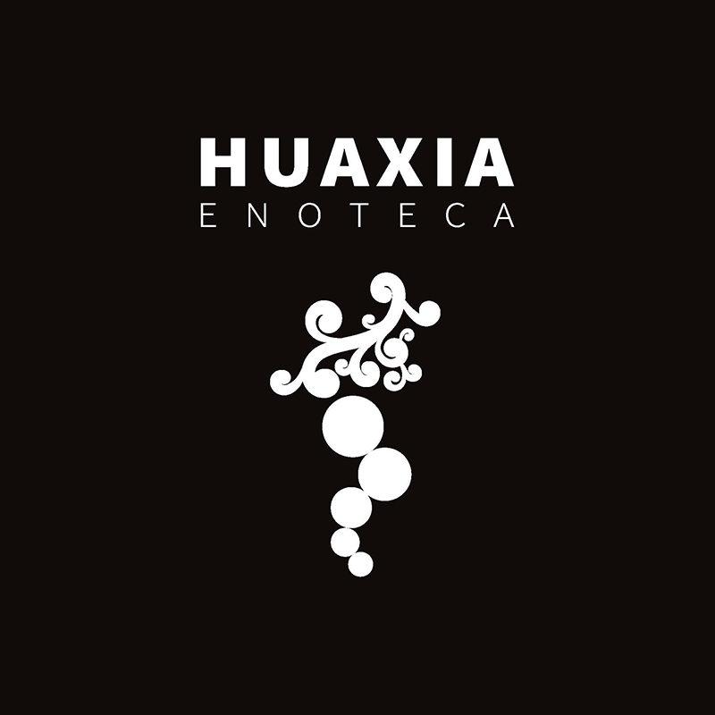 RESTYLING LOGO, HUAXIA ENOTECA