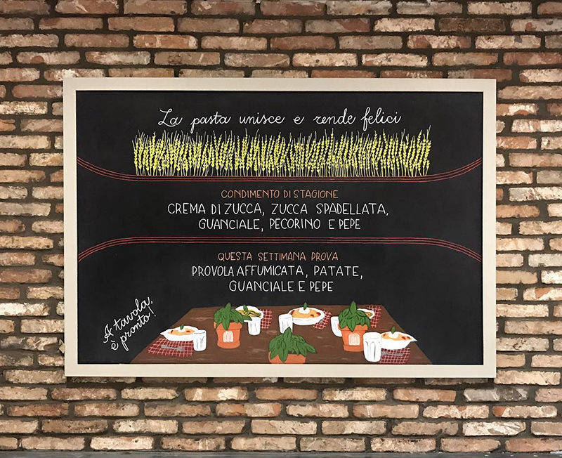 CHALKBOARDS, MISCUSI